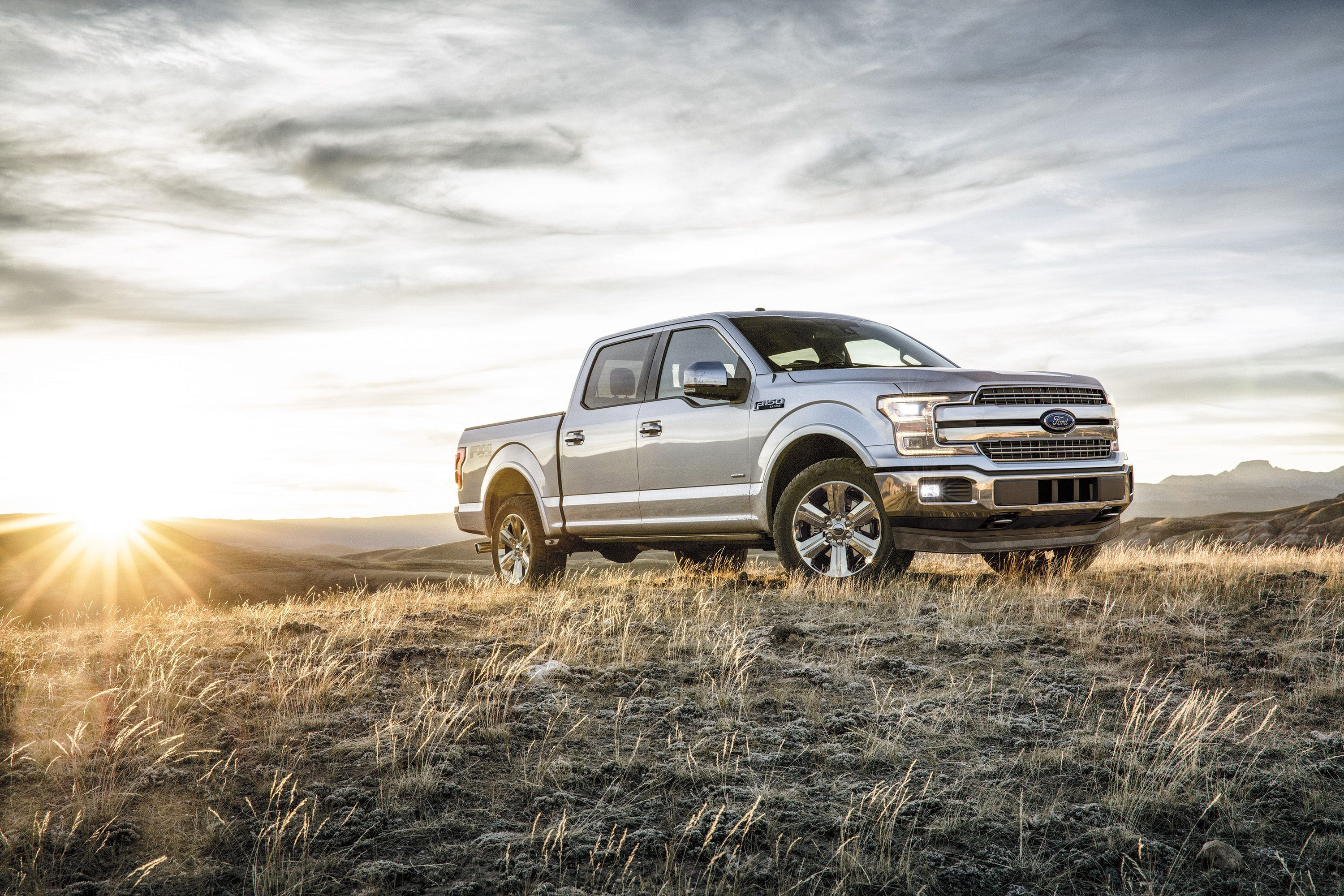 Ford F-Series is best selling car globally so far in 2018