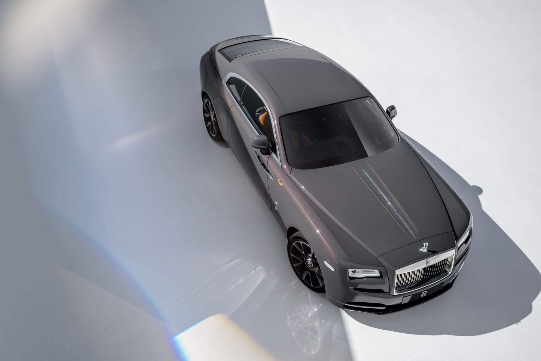 Rolls-Royce Wraith 'Luminary Collection' Special Edition Car