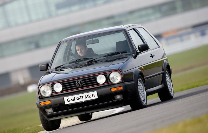 40 years of Volkswagen GTI