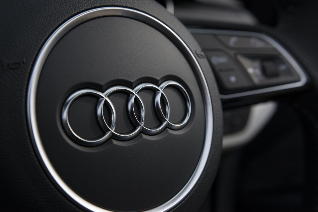 Audi and BMW clash on Twitter over logo