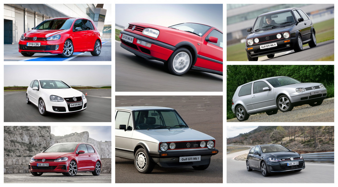 VW Golf GTI Ranked From Worst To Best