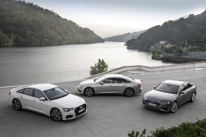 Audi Brings 40 TDi Engine to A6 and A7