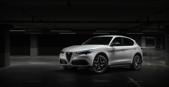 Performance meets luxury in the Alfa Romeo Stelvio TI