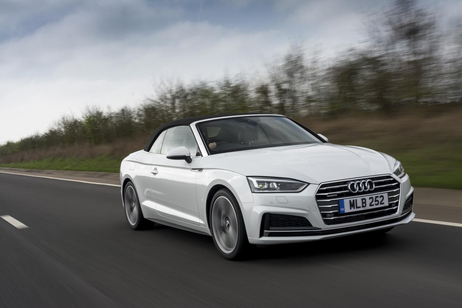 Best Things About The Audi A5 Cabriolet What S The Audi A5 Cabriolet Like
