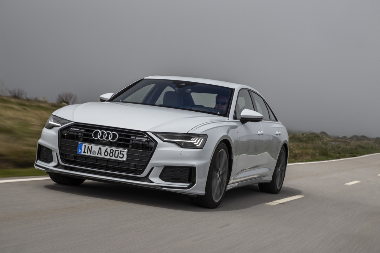 Road Test: Audi A6 - overall an exceptional car