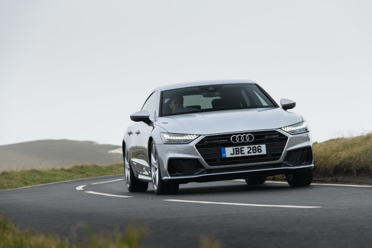 Audi A7 Test Drive Review