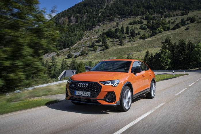 First Drive: Audi's sleek Q3 Sportback packs style without compromise