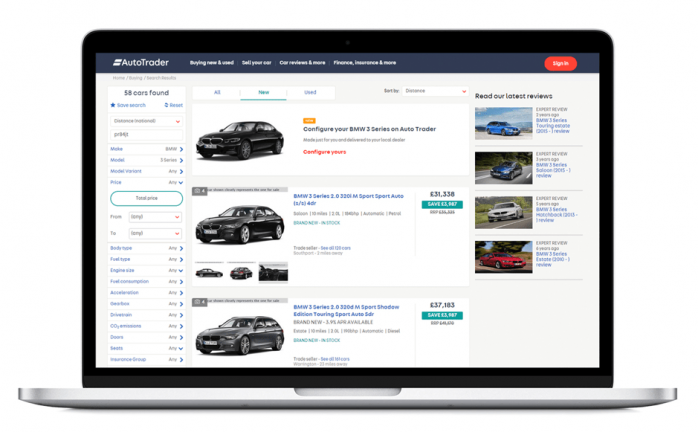 The dos and don'ts of buying a car online