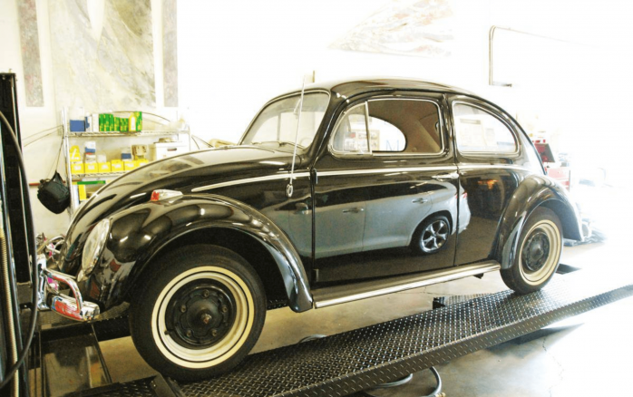 This pristine Volkswagen Beetle can be yours – for $1,000,000