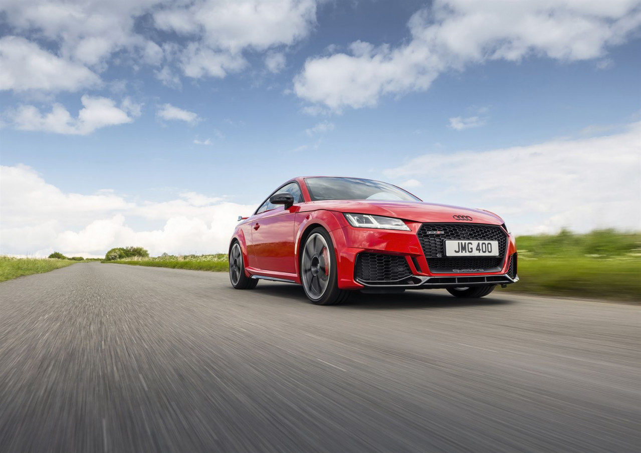 First Drive: Subtle updates ensure the Audi TT RS retains its edge