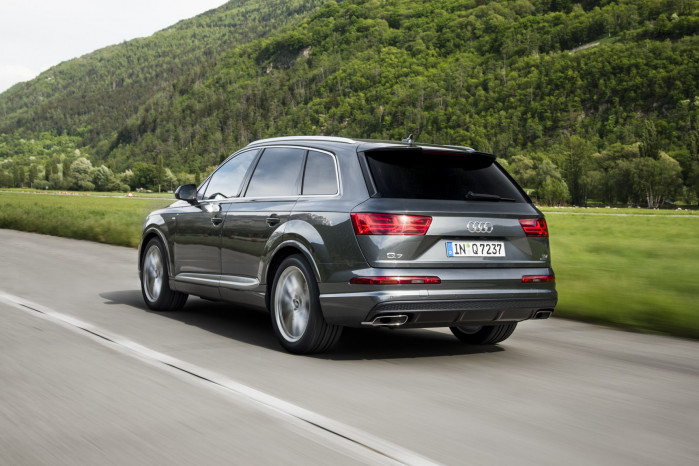 Audi Q7 Test Drive Review