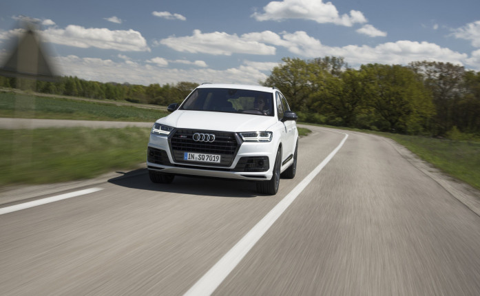 Audi SQ7 Test Drive Review
