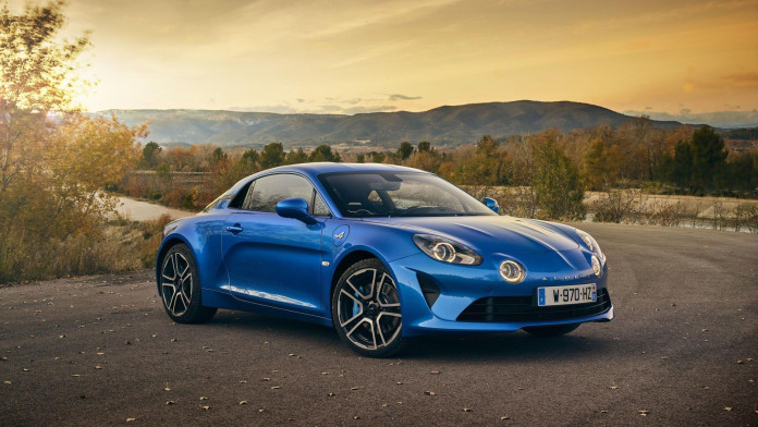 Here's what you need to know about the Alpine A110