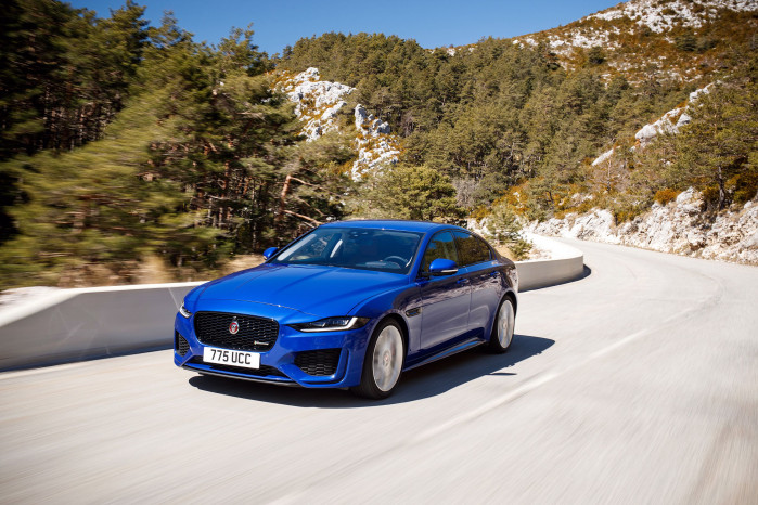 Driven: 2019 Jaguar XE