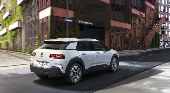 New all-electric Citroen C4 Cactus on the way