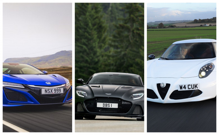 Top 5 car designs that don't suit front number plates