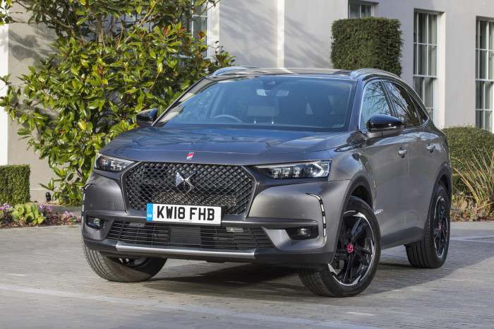 DS7 Crossback Test Drive Review