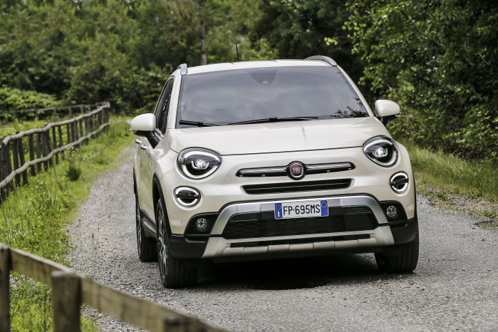 Fiat 500X Test Drive Review