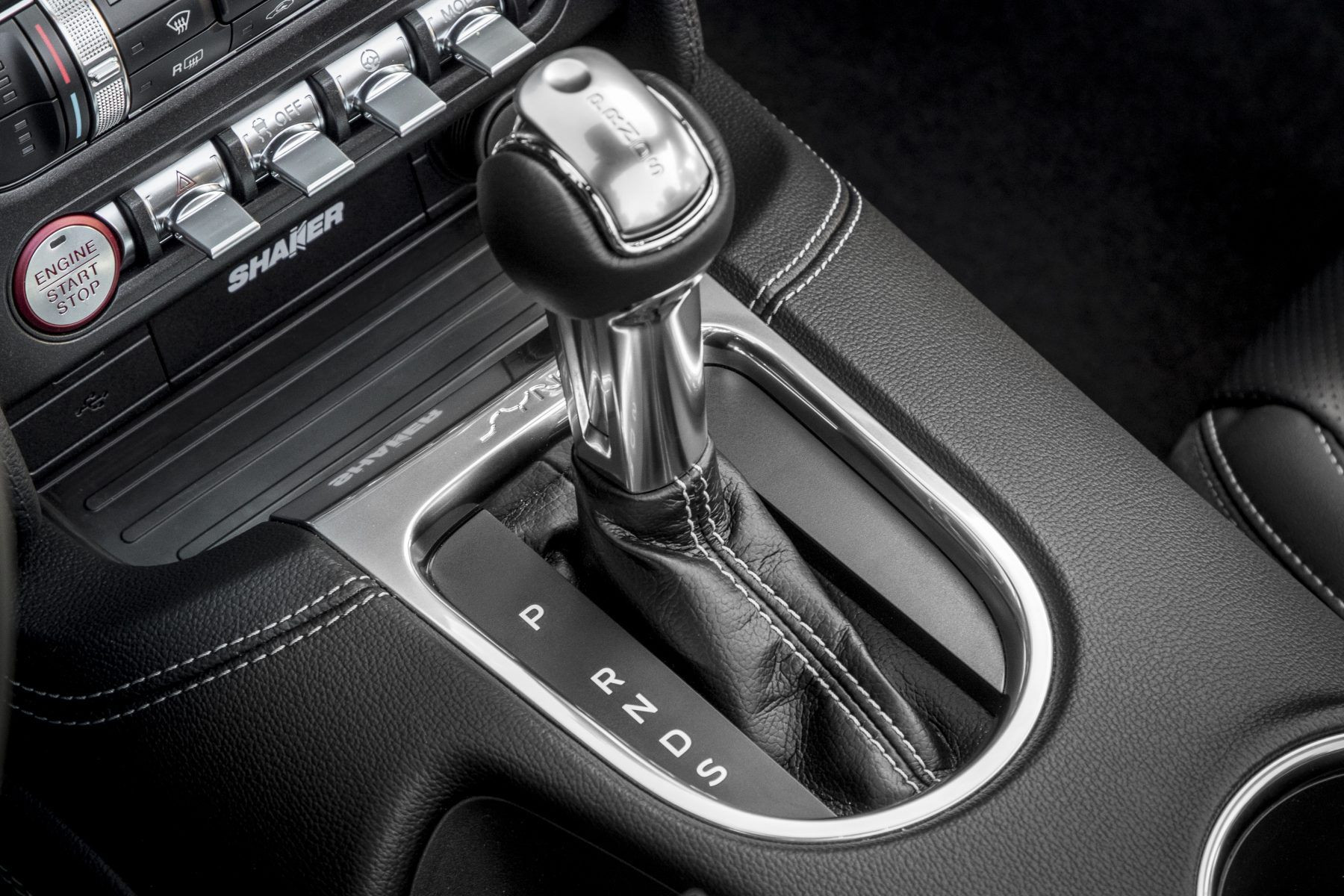 Ford Mustang Automatic Gearstick
