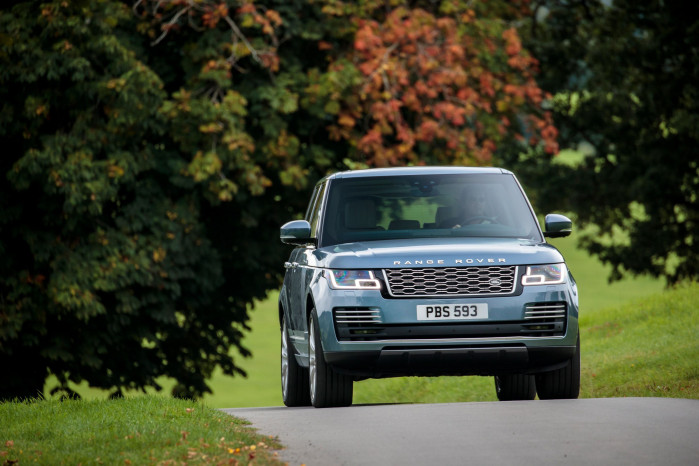 UK drive: The Range Rover SDV8 is the ultimate luxury SUV