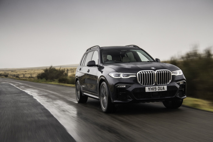 First drive: BMW's X7 hits the luxury nail on the head