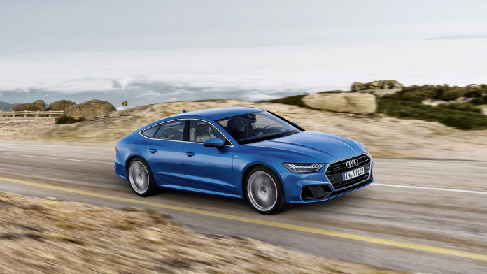 The cool future tech you can find on the new Audi A7