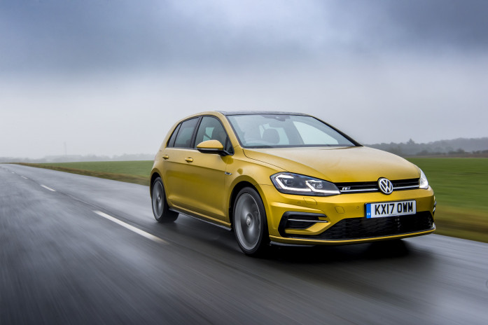 "Volkswagen Golf named ""Used Car hero"" by Autocar"