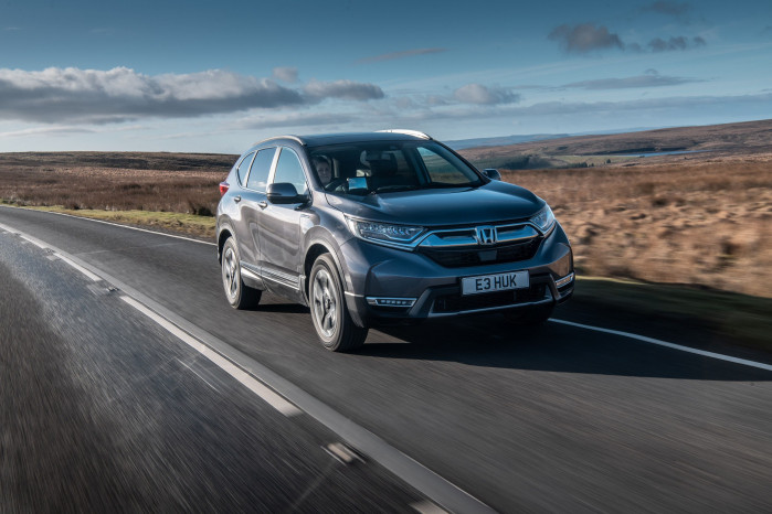 UK Drive: Honda CR-V Hybrid proves to be a capable and smooth electrified option