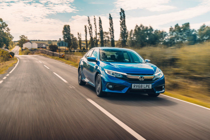 UK Drive: Honda's new Civic four-door bolsters the range's appeal