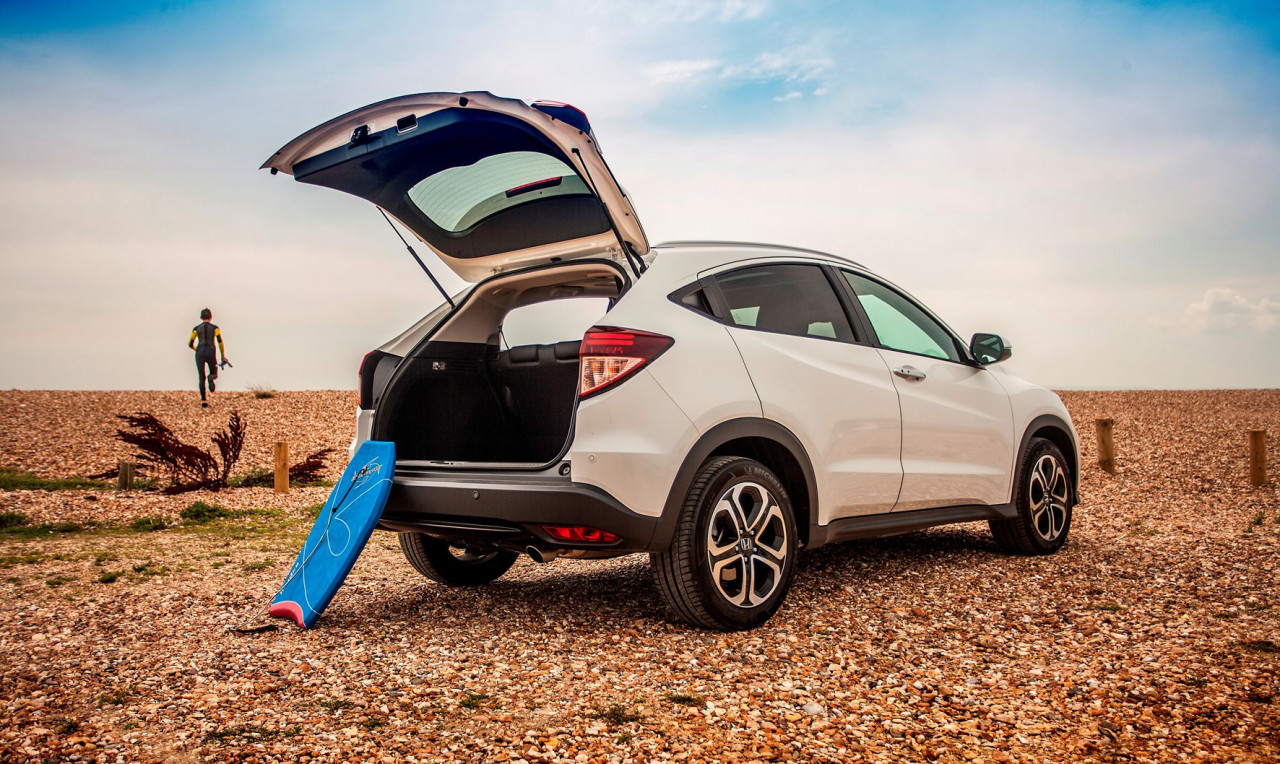 Honda HR-V Test Drive Review