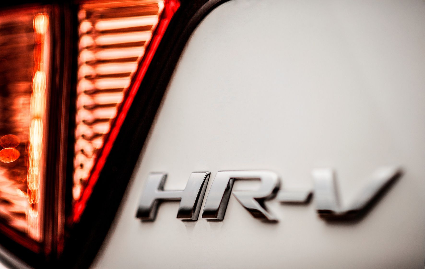 Honda HR-V Badge