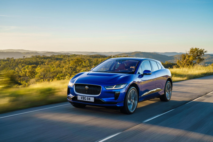 Jaguar issues I-Pace recall over potential brake issue