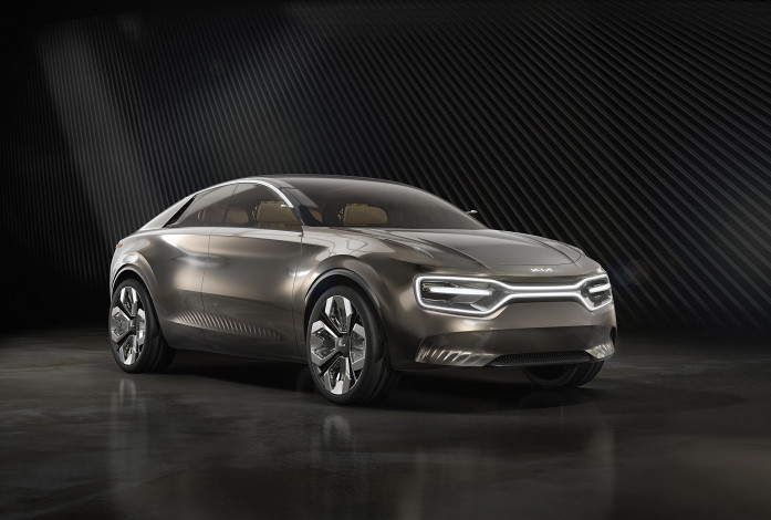 Imagine by Kia all-electric concept revealed