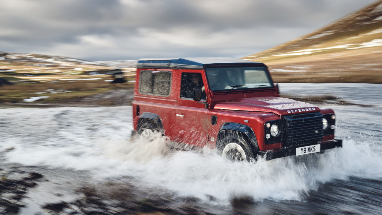 What you need to know about Land Rover's £150,000 Defender