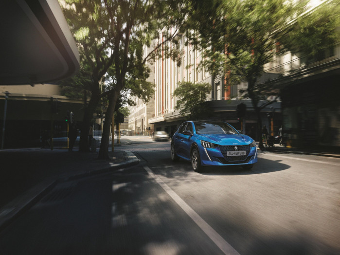 Order books open for new Peugeot 208