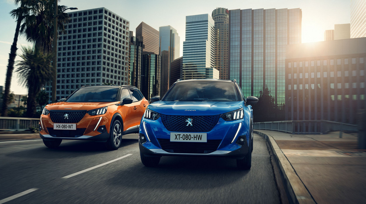 Peugeot Electric Revolution continues with the all-new 2008 SUV and e-2008 SUV