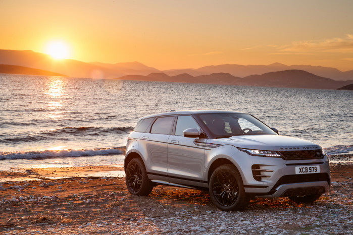 Driven: 2019 Range Rover Evoque