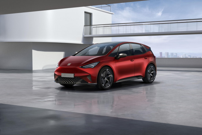 Seat announces El-Born electric concept car
