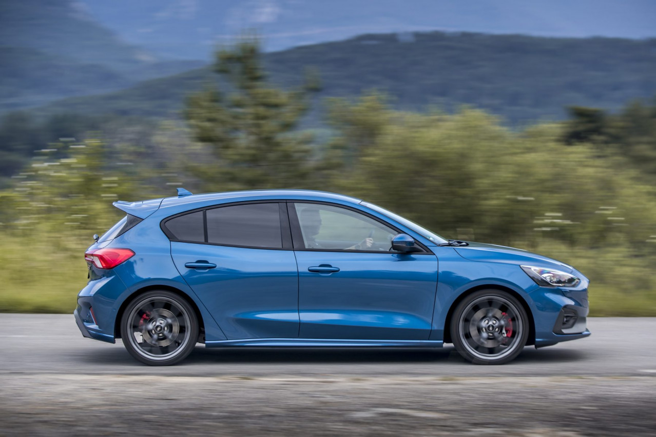Driven: 2020 Ford Focus ST