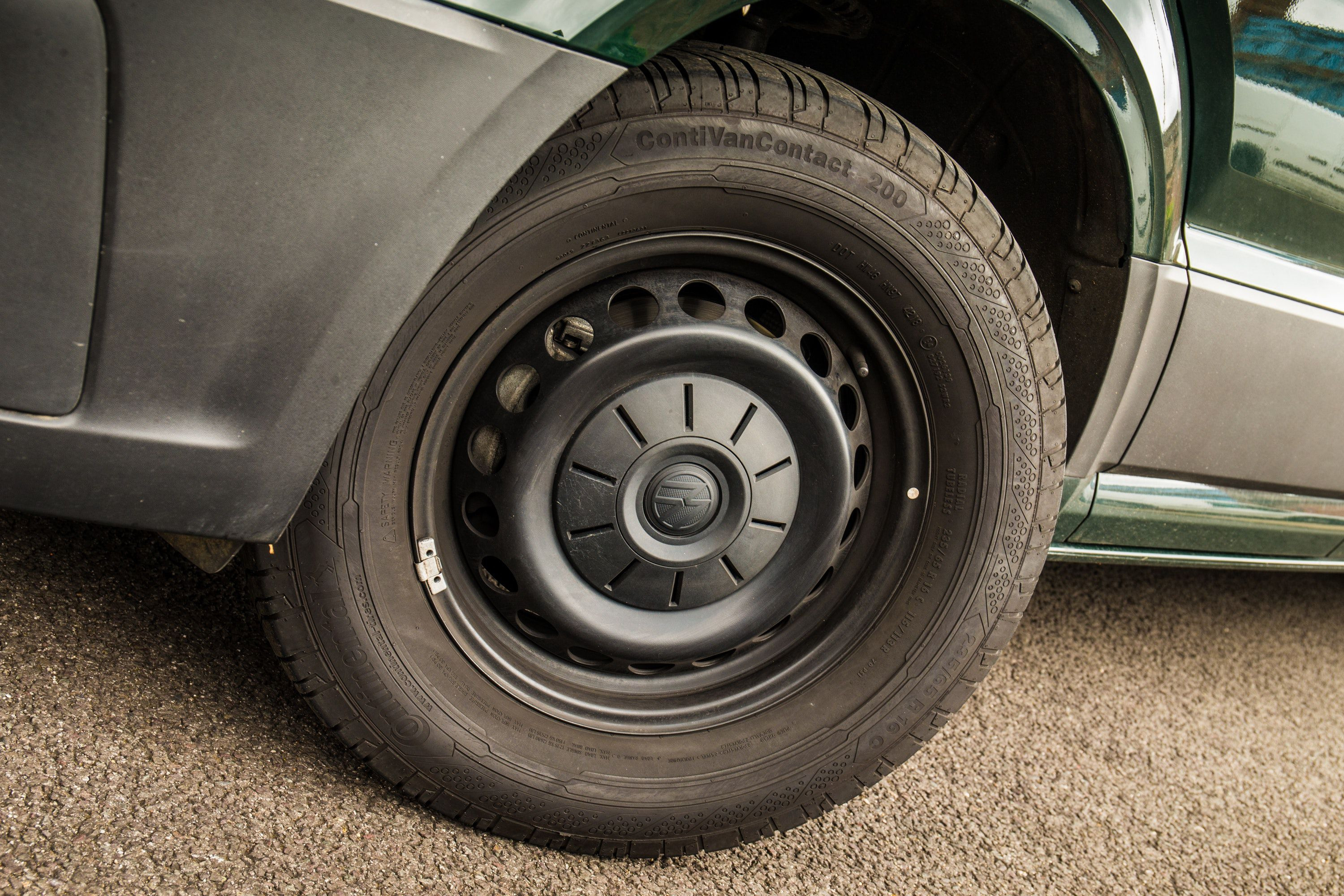 VW Crafter Wheel