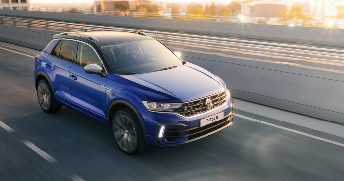 Volkswagen unleashes range-topping T-Roc R