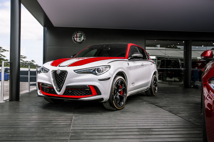 Alfa Romeo Racing Limited Edition UK pricing and specification confirmed