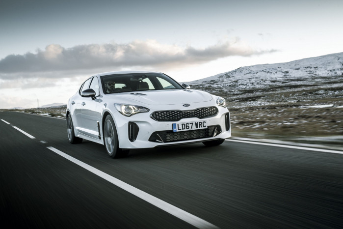 UK drive: Kia's Stinger GT-Line makes for a compelling alternative to traditional German rivals