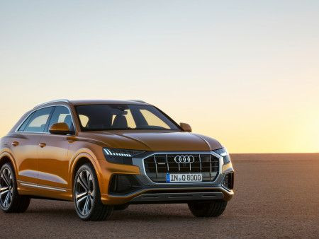 Audi Q8 Test Drive Review