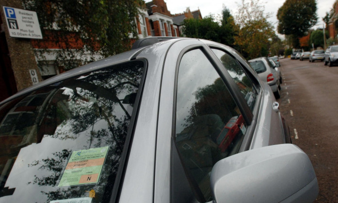 Councils make more than £242m in three years from parking permits