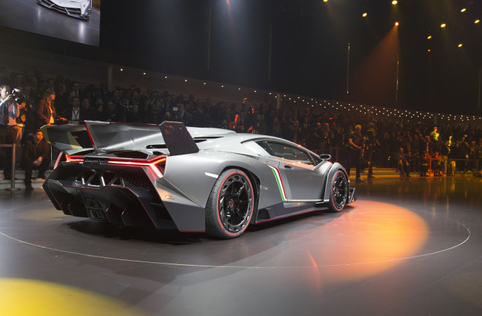 The stars of the Geneva Motor Show that have rocketed in value
