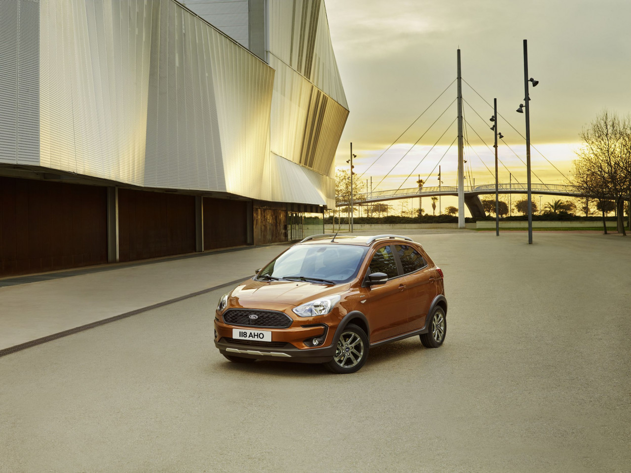 First drive: The Ford Ka+ Active brings back the fun