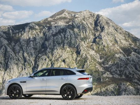 Jaguar F-Pace Test Drive Review