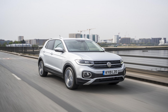 2019 Volkswagen T-Cross Test Drive Review