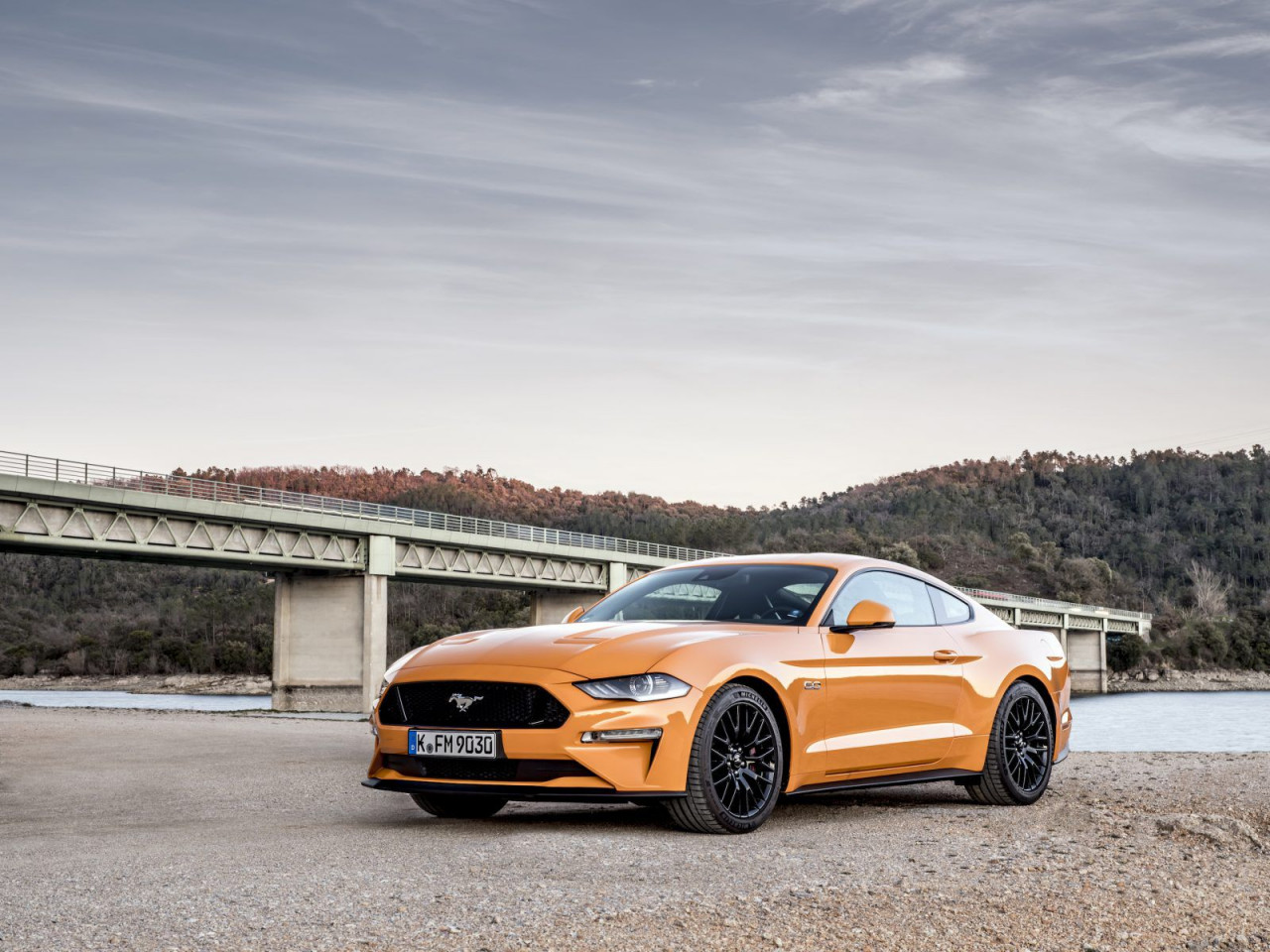 What's new on the updated Ford Mustang?